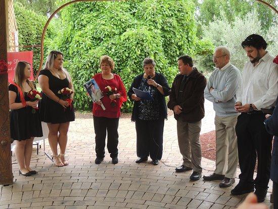 Ferntree Gully, Australien: Wedding Day at Tim Neville Arboretum
