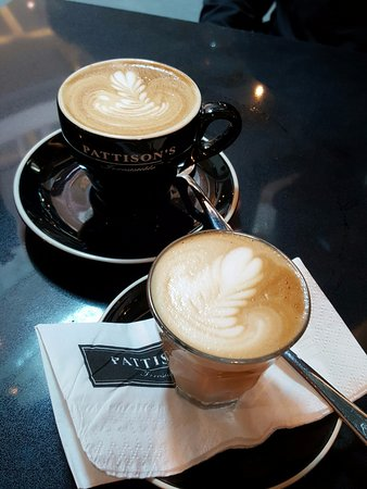 Bondi, Australia: Good Coffees