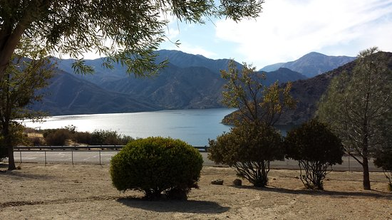 Gorman, Kalifornien: Pyramid Lake Recreation Area