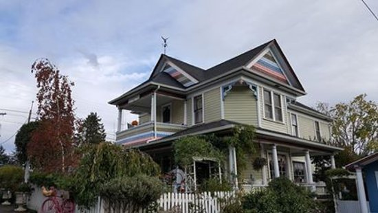 The Painted Lady Bed & Breakfast and Tea Room Image