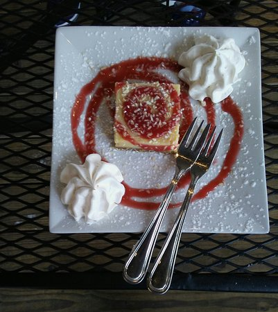 Carmel, IN: Delicious dessert!!!