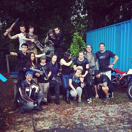 Nerang, Australia: Awesome bunch of people I got to train with