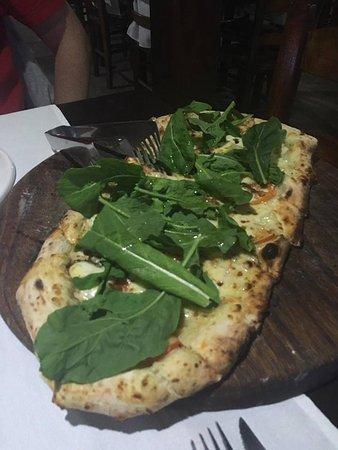 Chez Max: Focaccia italiana con anchoas