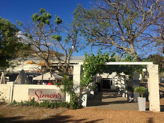simon s restaurant constantia restaurant reviews phone number rh tripadvisor com sg