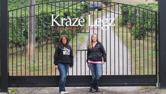 Kraze Legz Vineyard and Winery: photo0.jpg