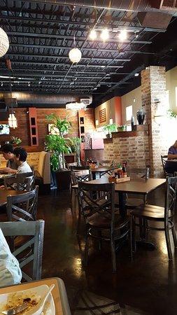 Marble Falls, Teksas: Dining Room