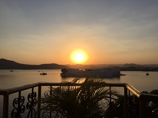 places to visit in rajasthan - sunset terrace, udaipur