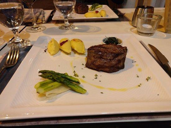 El Correo Cocina Argentina : Heerlijke Bife De Lomo