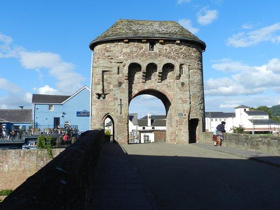 Monmouth, UK: The gatehouse