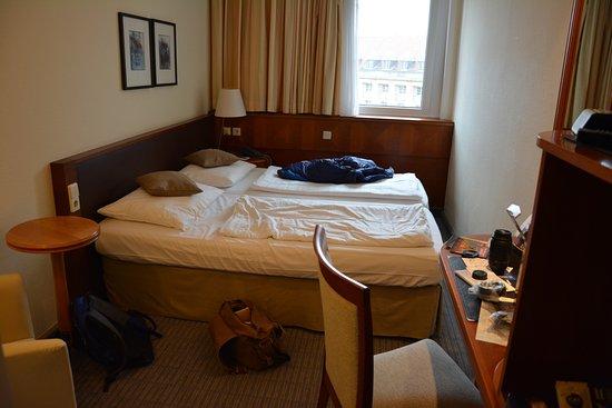 Our Twin Room Bild Von Best Western Hotel Leipzig City Center