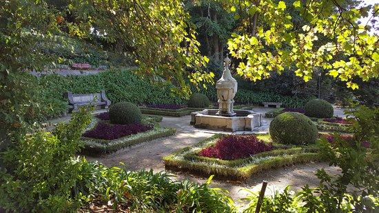Palácio de Cristal giardino romantico