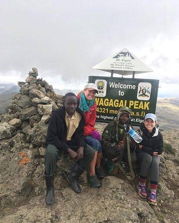 Восточный регион, Уганда: Wagagai Peak