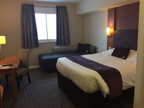 Premier Inn Scarborough Hotel: Premier Inn Scarborough Room