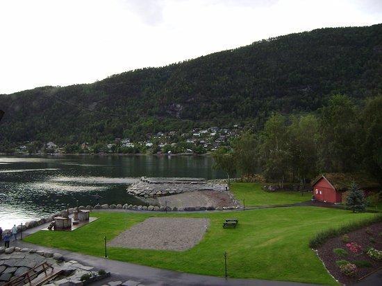 Sogn og Fjordane, Νορβηγία: Пляж