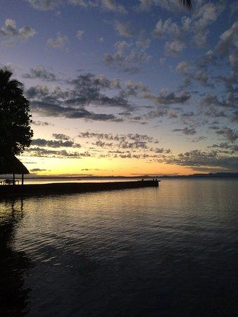 Toberua Island, Fiji: Toberua resort