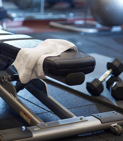 Hoffman Estates, IL: Fitness Center
