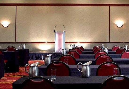 Cranberry Township, Πενσυλβάνια: Ballroom – Classroom Setup
