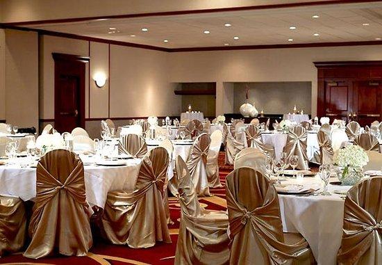 Cranberry Township, Pensilvania: Ballroom - Social Event Setup