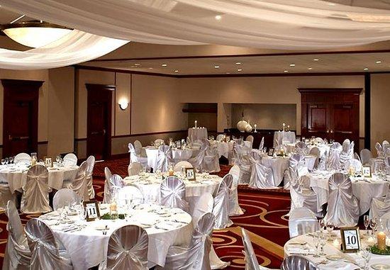 Cranberry Township, Pensilvania: Ballroom – Wedding Setup
