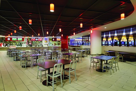 King of Prussia, PA: Valley Forge Casino Resort Food Court