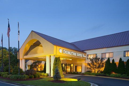 Doubletree Suites by Hilton Hotel Cincinnati - Blue Ash: Welcome to the Doubletree Guest Suites Cincinnati-Blue Ash!