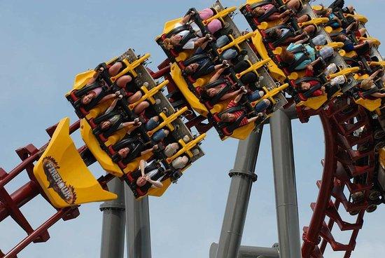 ชารอนวิลล์, โอไฮโอ: Kings Island Amusement Park