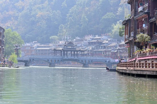 Tuojiang Ancient Street Picture