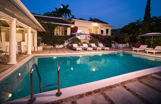 Round Hill Hotel & Villas: Luxury Villa
