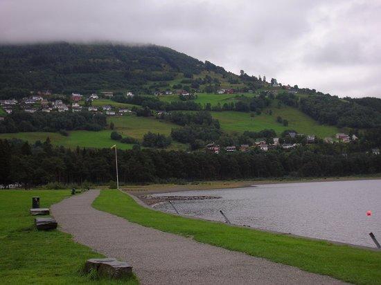 Voss Municipality, Noruega: Променад