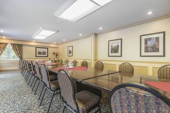 Fall River, Canada: Meeting Room