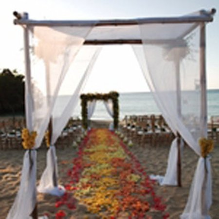 Jamaica Inn: Beach Wedding