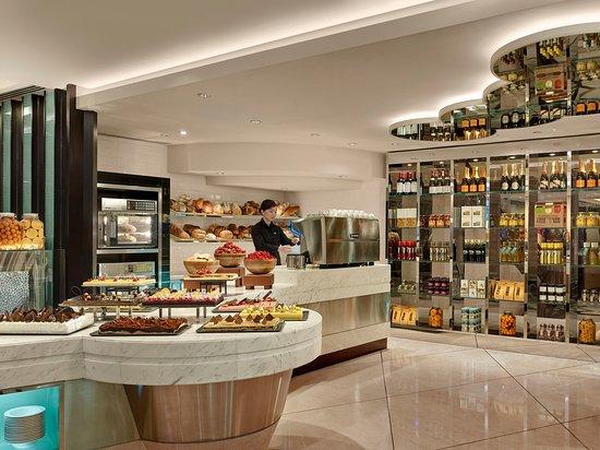 The Langham, Hong Kong: The Food Gallary
