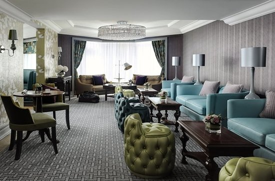 The Langham, Hong Kong: The Langham Club - Lounge
