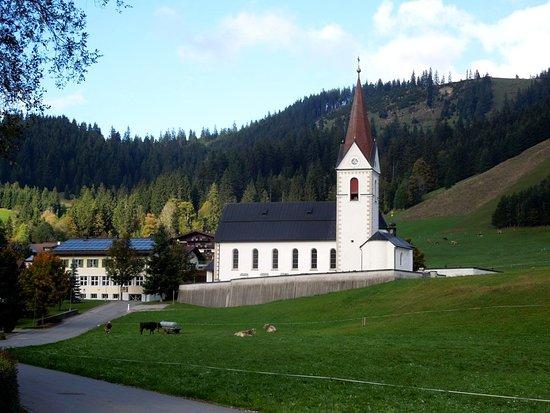 Pfarrkirche hl. Wolfgang