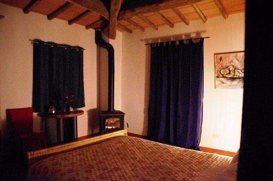 Arcidosso, İtalya: camera turchese