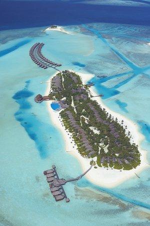 อนันตรา ดิกุ รีสอร์ท แอนด์ สปา: Anantara Dhigu Resort Spa Arial