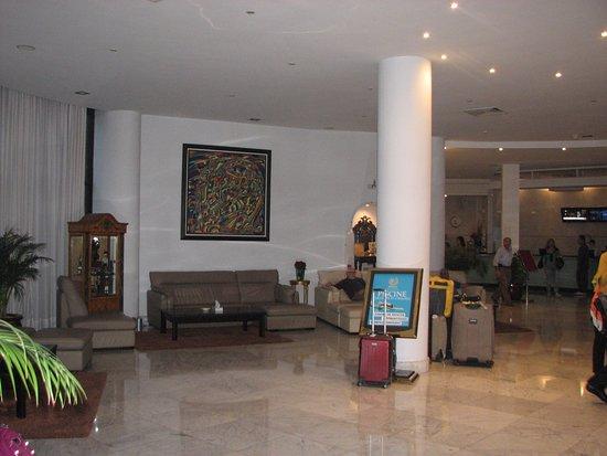 Hotel Cesar: Cesar hotel - lobby