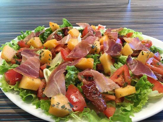 Севрие, Франция: Salade Estivale