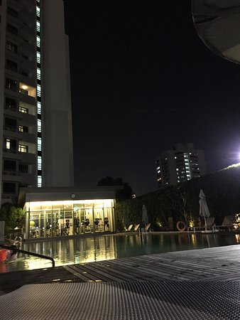 Fraser Suites Singapore 20 Floor Fully Serviced Apartments Over River