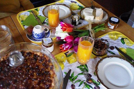 Arcidosso, İtalya: 1a colazione dolce&salata