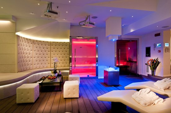 Moon Spa bagno turco e sauna - Picture of Spa at Trilussa Palace ...