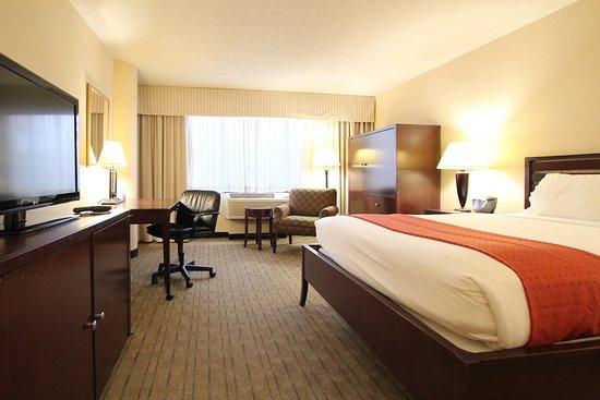 Eagan, MN: Single Bed Guest Room