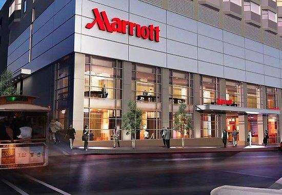 San Francisco Marriott Union Square: Exterior
