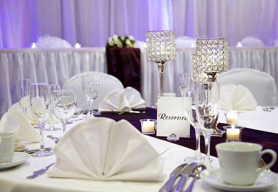 West Des Moines, IA: Elegant Banquets