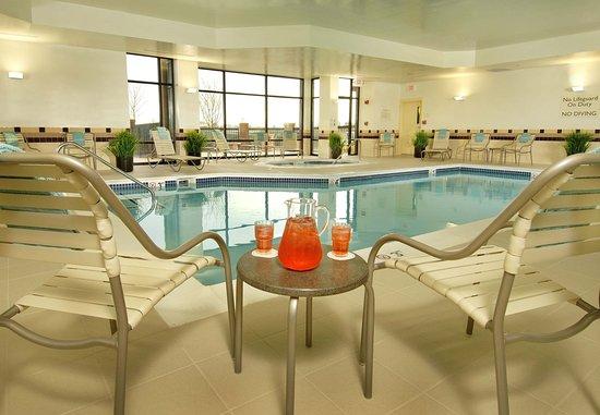 สเตอร์ลิง, เวอร์จิเนีย: Indoor Pool & Whirlpool