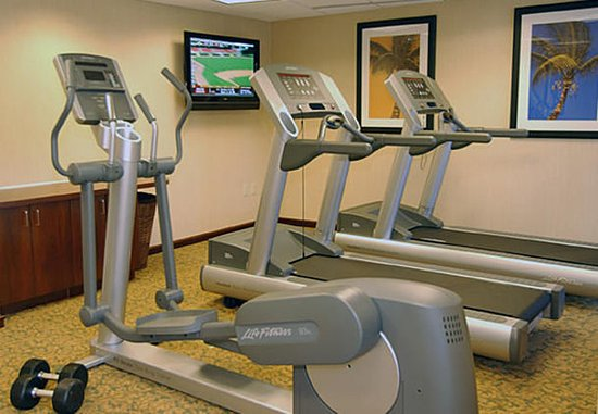 Lady Lake, فلوريدا: Fitness Center
