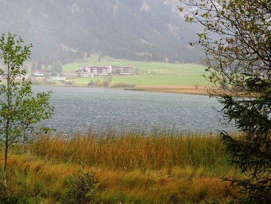 Wasserwelt Haldensee