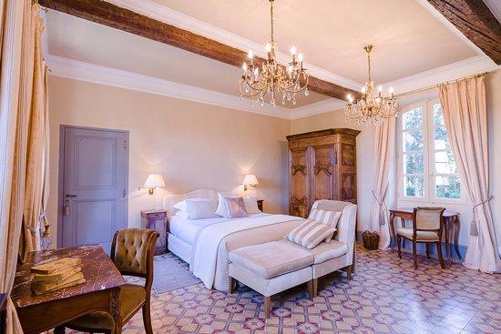 Montagnac, Francia: Baron, the most spacious room