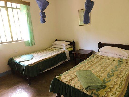 Diani Beachalets : twin bedded roomj