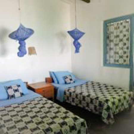 Diani Beachalets: twin room